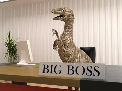 Boss-zilla