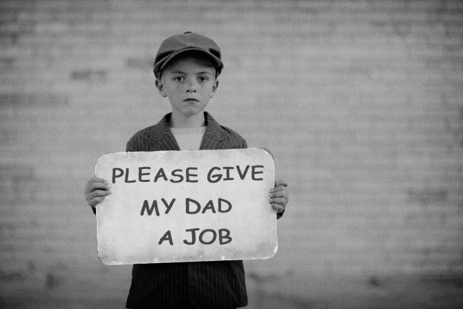 Great Depression Unemployment