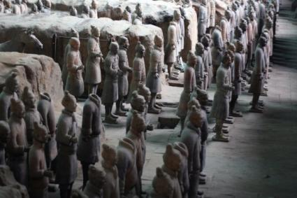 Image of Terra Cotta Army