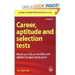 Career Aptitude And Selection Tests  Career Tests