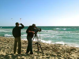 Is a career in film production in your future?
