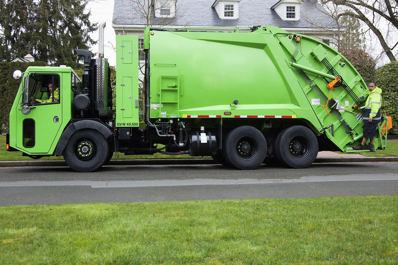 Garbage Truck Videos For Kids