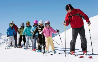Pictures of Winter Sports for Kids