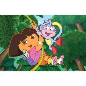 Types of Dora the Explorer Games