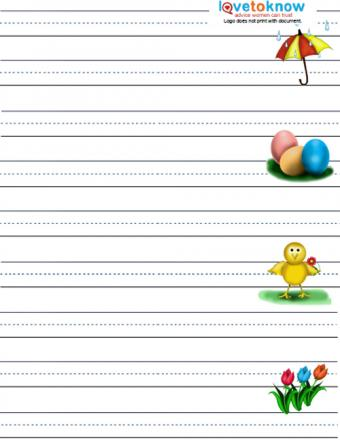 spring handwriting