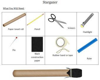 Stargazer printable instructions
