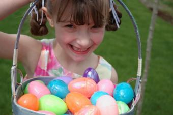 Shopping for Plastic Easter Egg Toys