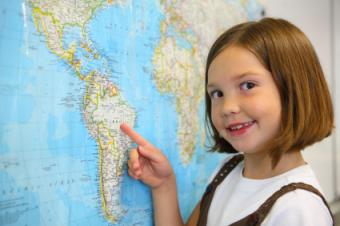 Geography Lesson Ideas and Games for Kids