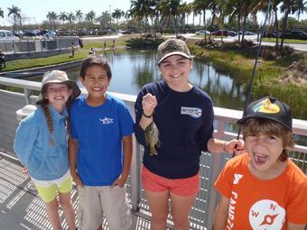 IGFA Fishing Camp