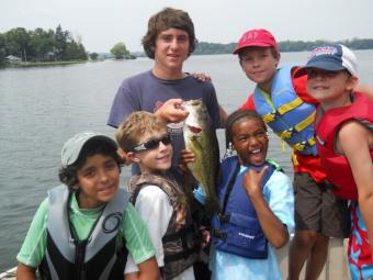 Fishing for Life GEM Fishing Camp