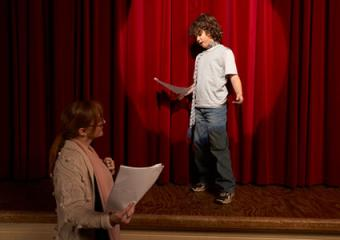 Theater and Drama Games for Children