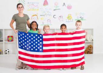 Fourth of July Preschool Lessons