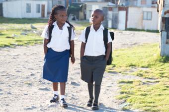 African School Uniform