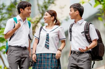 Chinese School Uniform