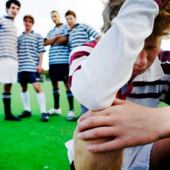 How to Deal With a Sports Bully