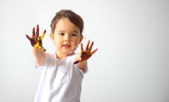 Unique Toddler Art Activities