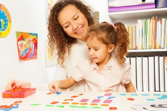 Teaching Preschool Math With Different Types of Games