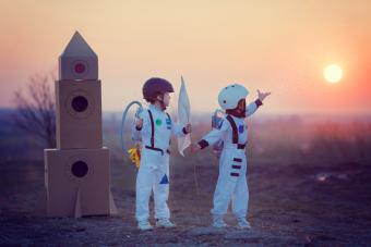 Outer Space Games for Kids