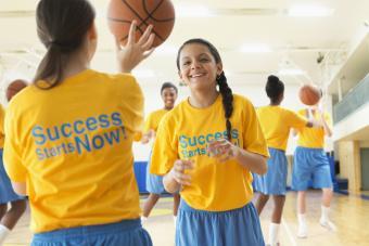 Basketball Activities for Kids