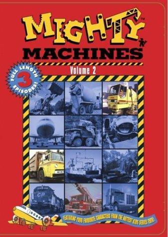 Mighty Machines Vol 2