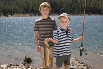 Fishing Summer Camps