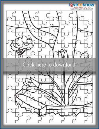 Kids Nature Puzzle