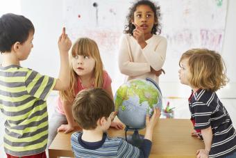 Printable Geography Trivia for Kids