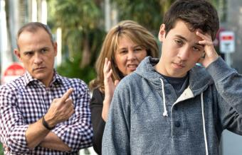 Parent-Child Relationship Problems