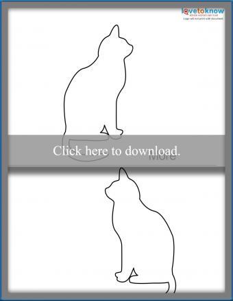 fuzzy kitty printable