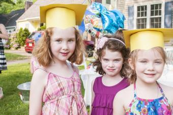 Preschool Graduation Themes