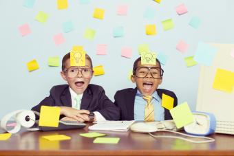 Brainstorming Activities for Kids