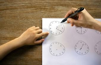 Learning to read the time