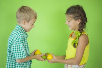 Teaching Kids About Bartering