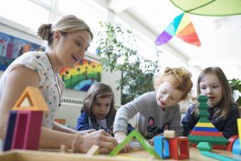 Listening Activities for Preschool Children