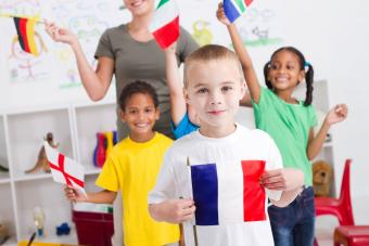 Printable Flags for Children