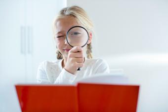 Scavenger Hunt Clues for Children