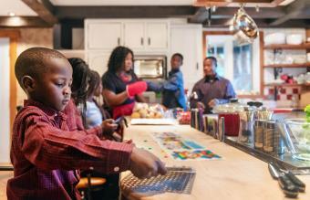 Free Thanksgiving Games for Children