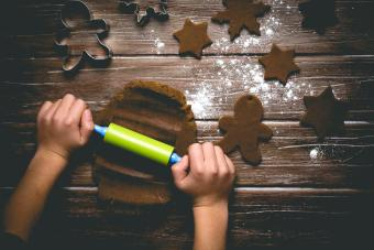 Easy Gingerbread Cookie Recipe for Kids