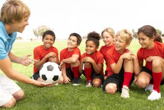 Involving Kids in Playing Sports