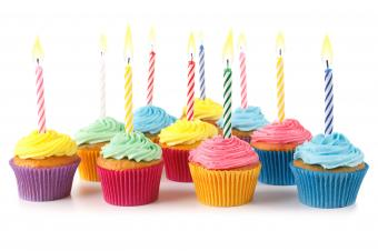 Pictures of Birthday Cupcakes for Kids