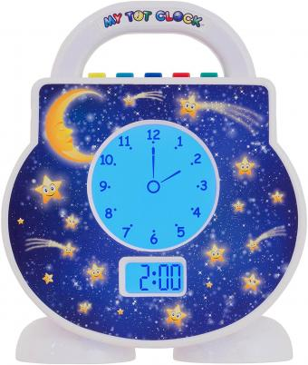 Alarm clock for toddlers