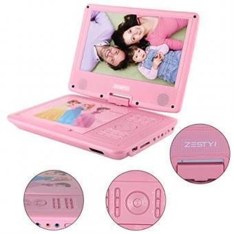 ZESTYI Portable DVD Player