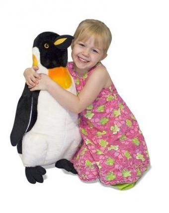 Melissa & Doug Giant Penguin
