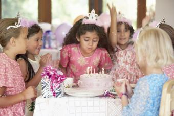 Planning a Princess Birthday Party