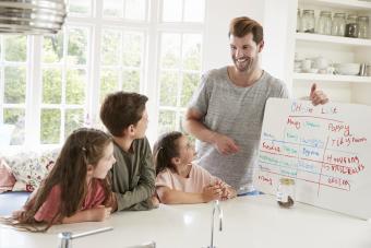 Creating and Using Family Chore Charts