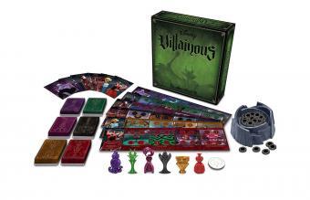 Wonder Forge Disney Villainous Strategy Board Game