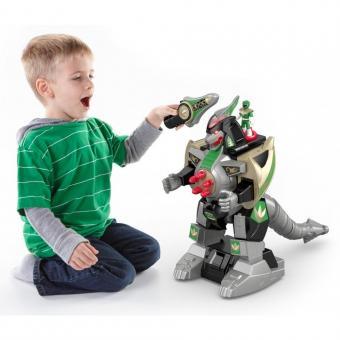 Power Rangers Green Ranger & Dragonzord