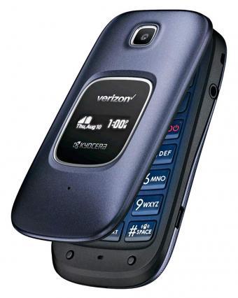 Kyocera Cadence S2720 (Verizon) (Blue)