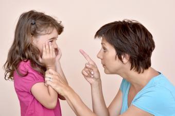 Debate Over Spanking Children