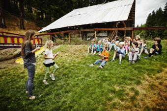 Summer Bible Camp Themes